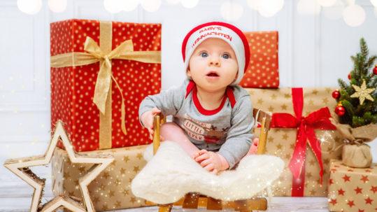 Kinderfotos Weihnachtsbilder vom Fotograf Dresden