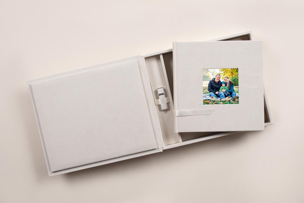 Familien Fotoalbum