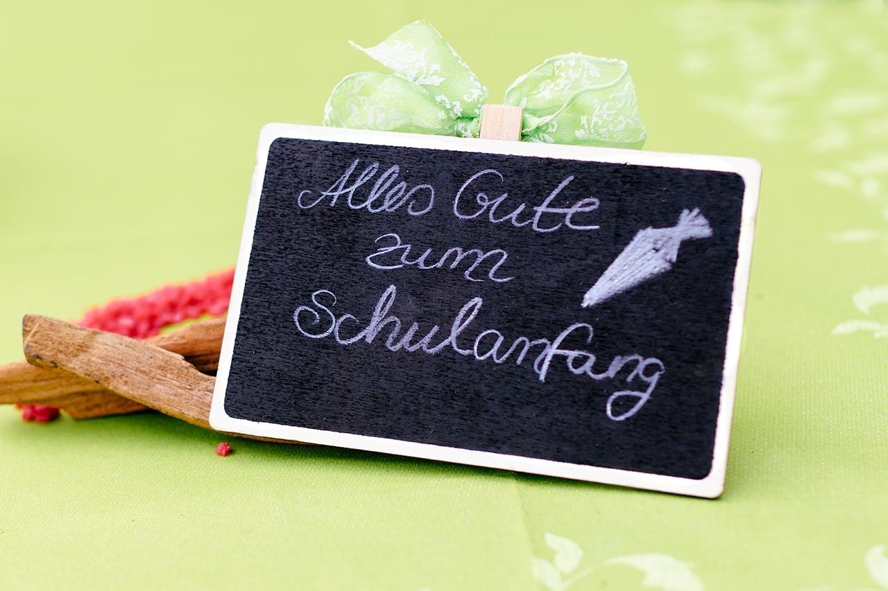 Schulanfang Feier Fotograf Dresden